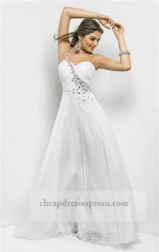 One Shoulder Prom Dress Make you More Elegant | zfcleanner