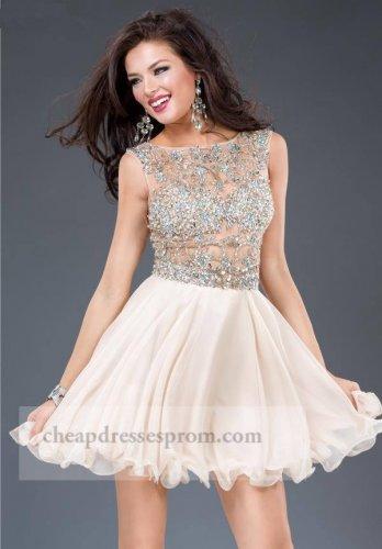 Flowing Short Dresses